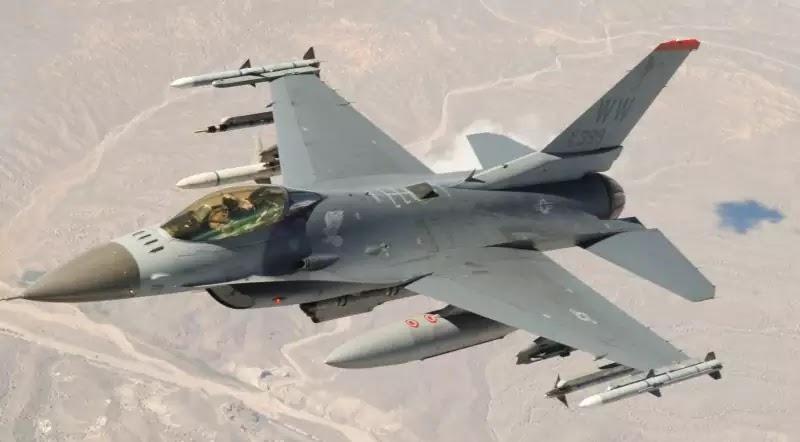 Πιλότος F-16 λιποθύμησε εν ώρα της πτήσης! Βίντεο