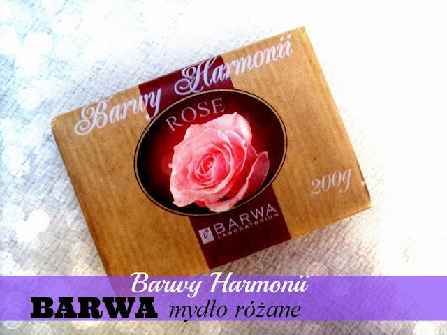 Barwa, Barwy Harmonii, Mydło różane `Rose`