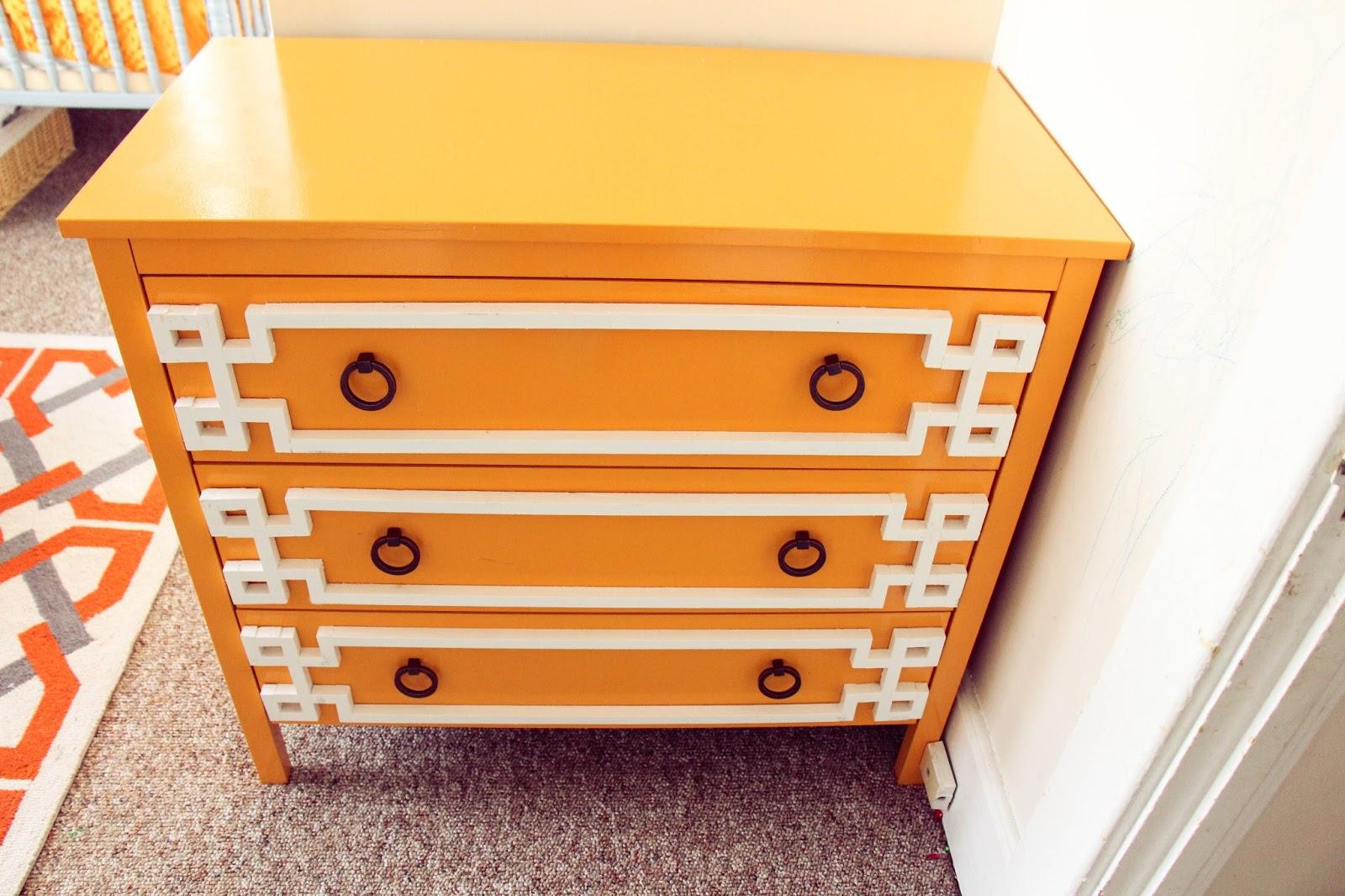 Delightful DIY Dresser Overlay. March 29, 2013