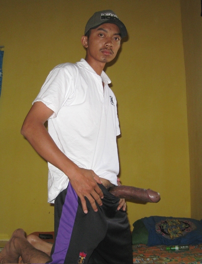 Indonesia asli igo suaminya berkulit item