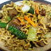 Special pancit with Pork