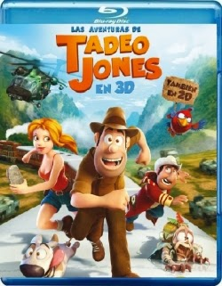 Tad The Lost Explorer 2012 Dual Audio 300mb Free Download