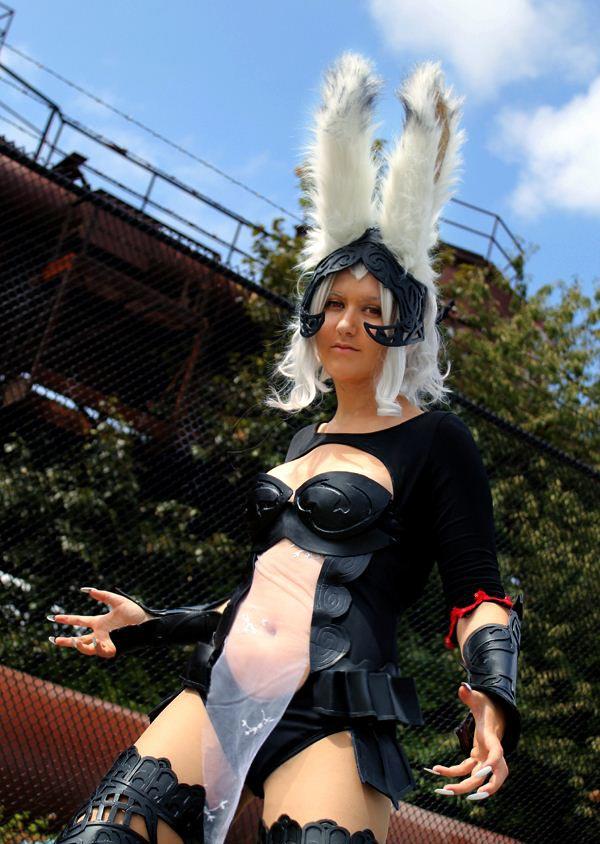 Final fantasy adult cosplay
