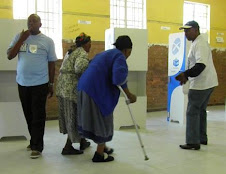 Never too old to vote