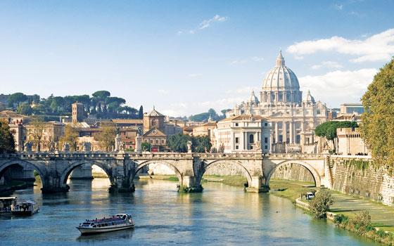 Italienisch lernen in Rom