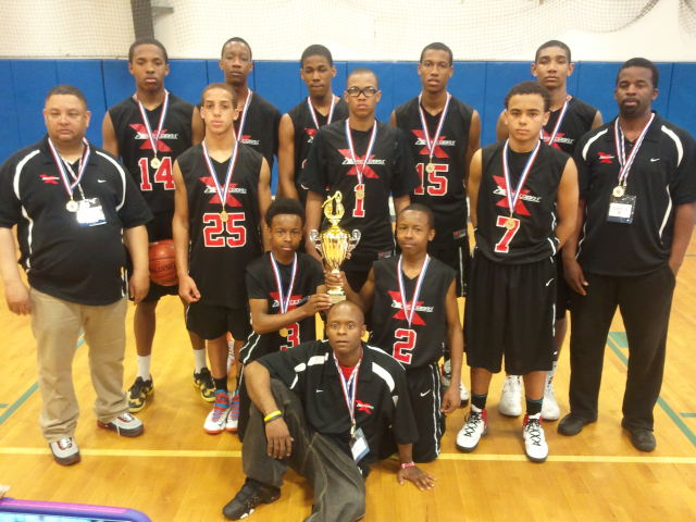 Mass AAU Super Regional 8th Grade Recap X Clan Collects Trophy