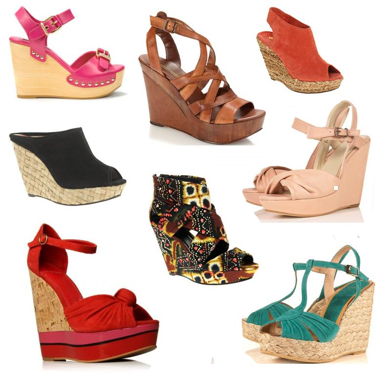 Wedges At Payless
