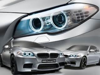 2011 BMW M5 Concept