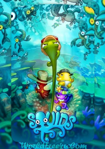 Cover Of Squids Full Latest Version PC Game Free Download Mediafire Links At Downloadingzoo.Com