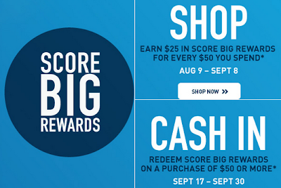 get $25 score big rewards when you spend $50 at puma
