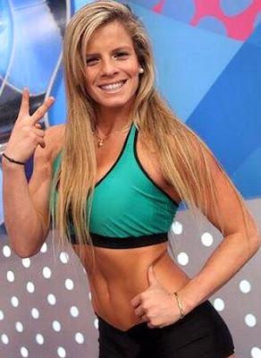 Alejandra Baigorria en Combate