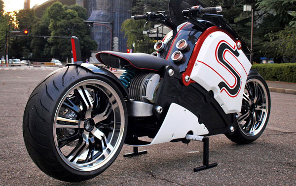 Zecco electric motorcycle