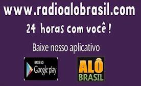 Ouça a Rádio Alô Brasil.