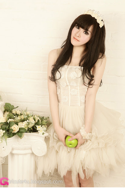2 Jin Yushan - Nanjing sweet-Very cute asian girl - girlcute4u.blogspot.com