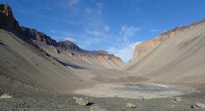 بررسی محیط مریخ در مریخیترین نقطه زمین
