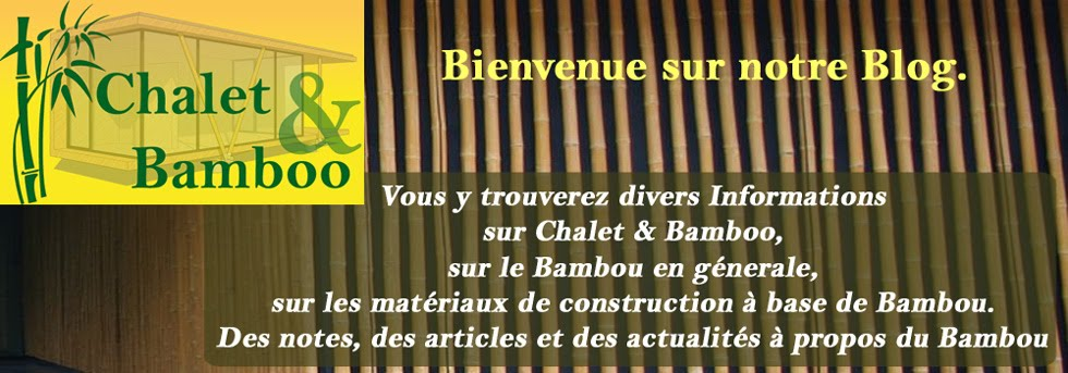 Chalet & Bambou