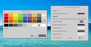 gtk theme preferences