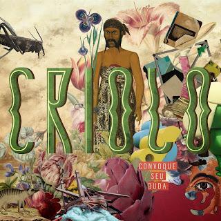 Criolo - Convoque seu Buda CD Completo