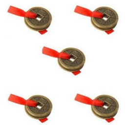 Buy SET OF 15 FENGSHUI LUCKY COINS Rs. 54 only at ShopClues.