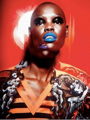 Hot Shoot | Grace Bol for Plastik Magazine