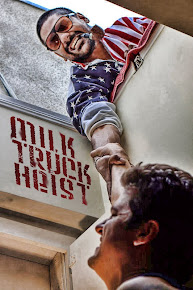 Milk Truck Heist Vimeo Channel