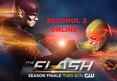 The Flash Sezonul 2