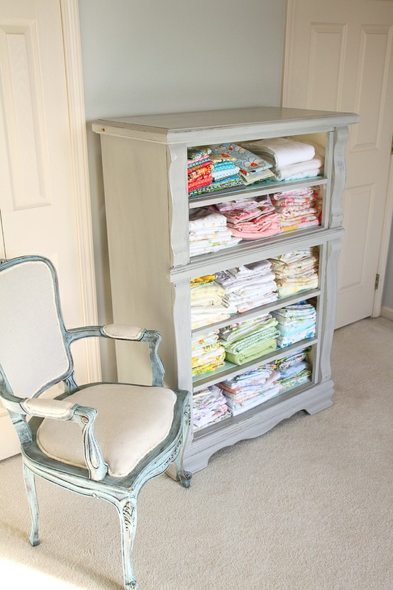 DIY Storage Ideas for Old Dresser Drawers