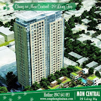 Chung cư 29 Láng Hạ - Mon Central