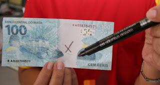 Derrame de dinheiro falso causa prejuízos  em Delmiro Gouveia e região do Sertão Alagoano