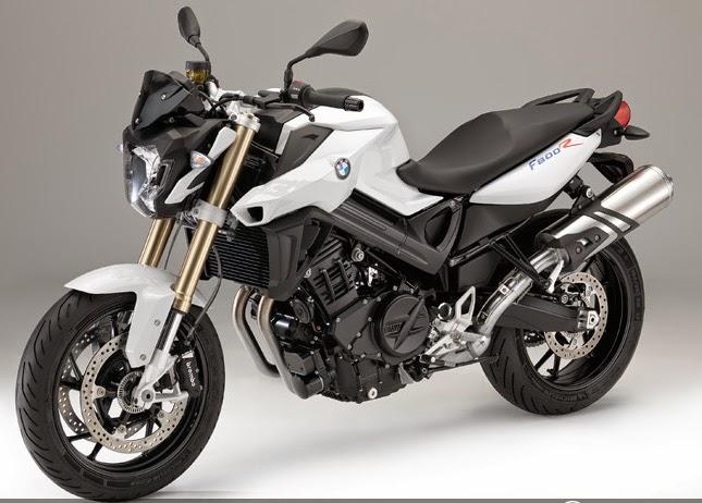 BMW F800R 2015