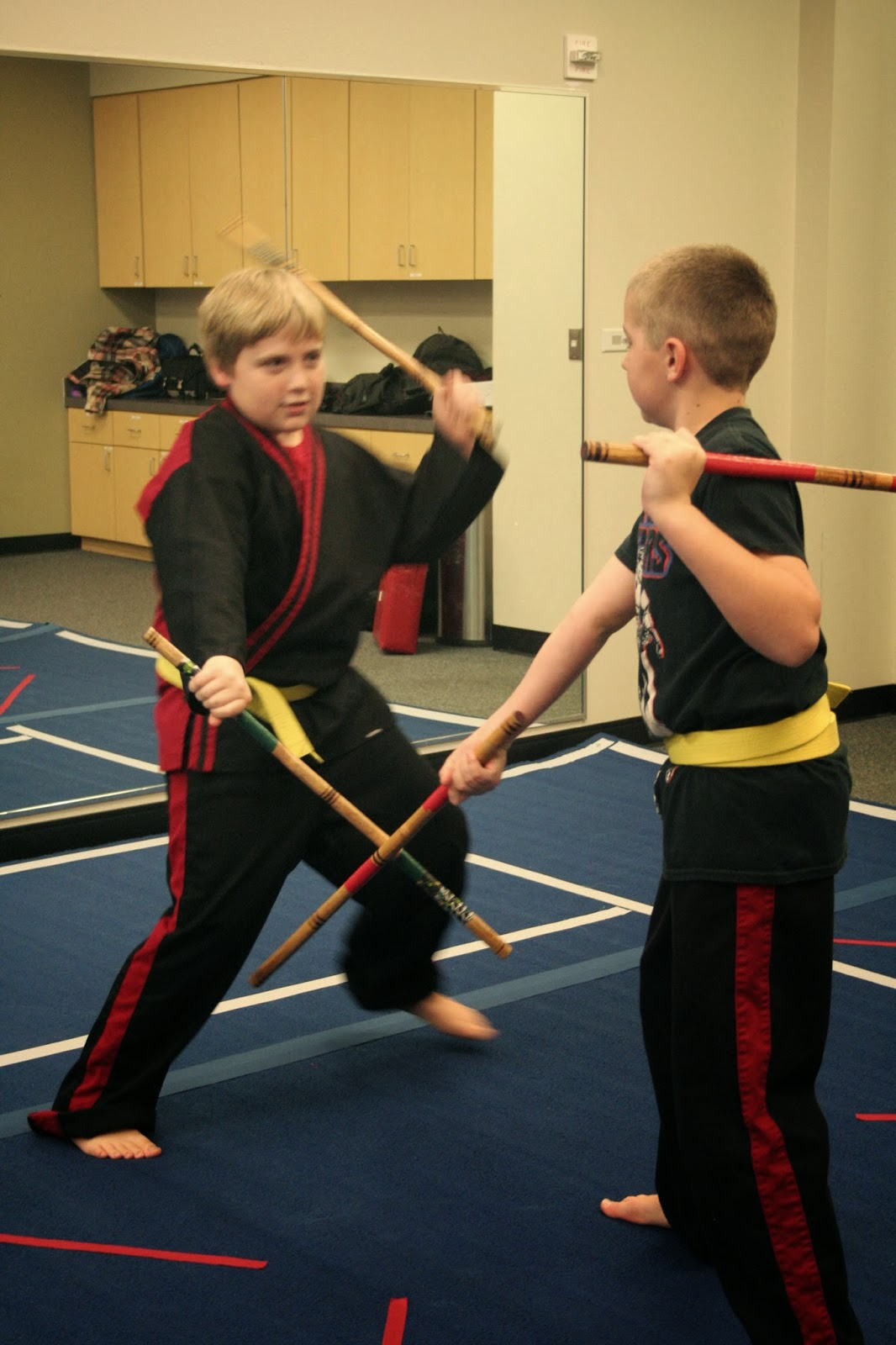 what is arnis Arnis and eskrima is pretty much the same thing, except arnis is the term used in the northern end of the philippines and eskrima for the mid and southern end there will be variations in the techniques taught but that's more on a per school basis instead of a difference between arnis and eskrima itself.
