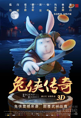 Kung Fu Thỏ Ngố -  Legend Of A Rabbit