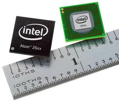 Linha Atom é voltada para aparelhos menores