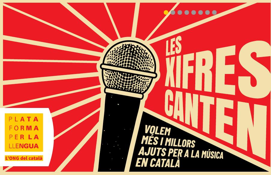 Més ajudes a la música en català!