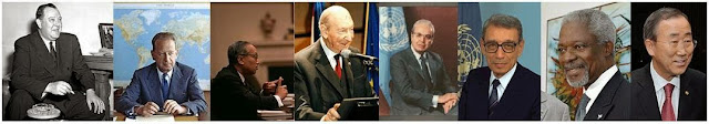 Sekretaris Jenderal PBB dari Dulu Hingga Sekarang