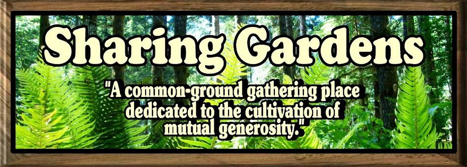 Sharing Gardens - new