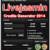Livejasmin Credit Hack and Adder 2014 No Survey