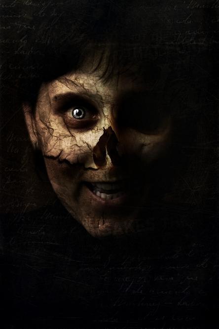 migleg foto manipulação macabro sombrio terror