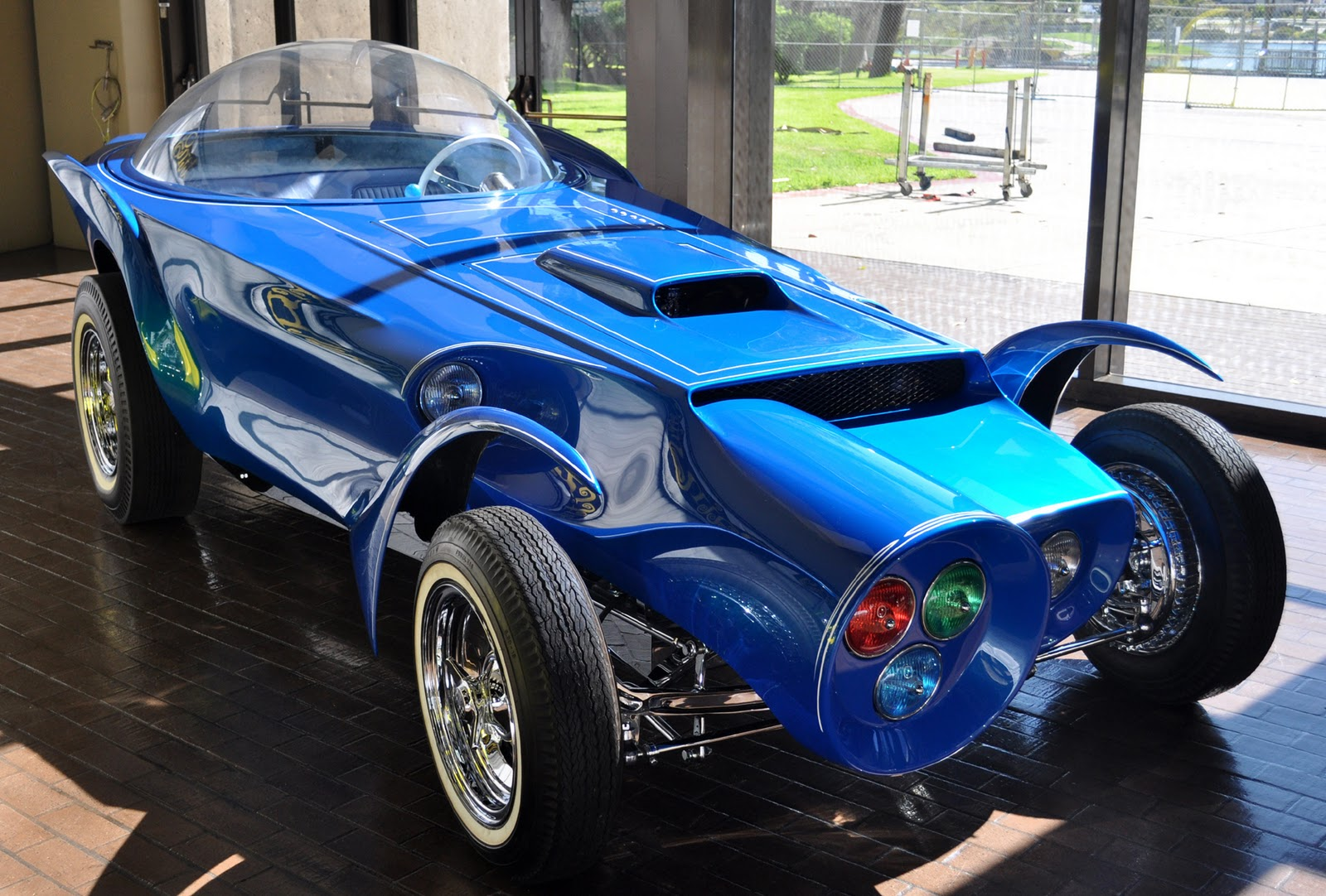 Just A Car Guy Collection Of Roth Creations At The Motorama The