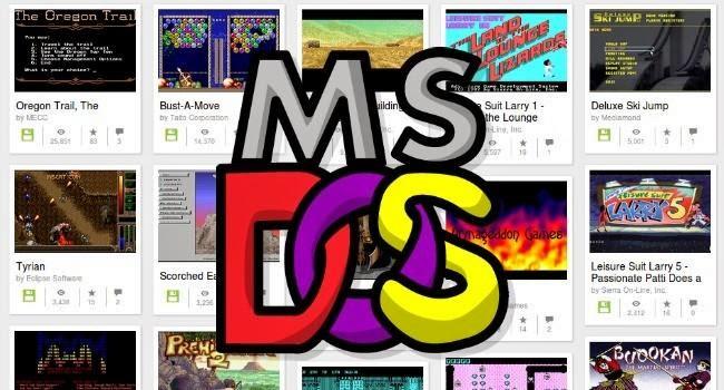 giochi online msdos