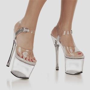 hrozné boty, ošklivé boty, boty s průhledným podpatkem