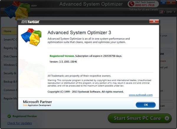 Advanced system optimizer 35 serial key generatorскачать ключ для advanced