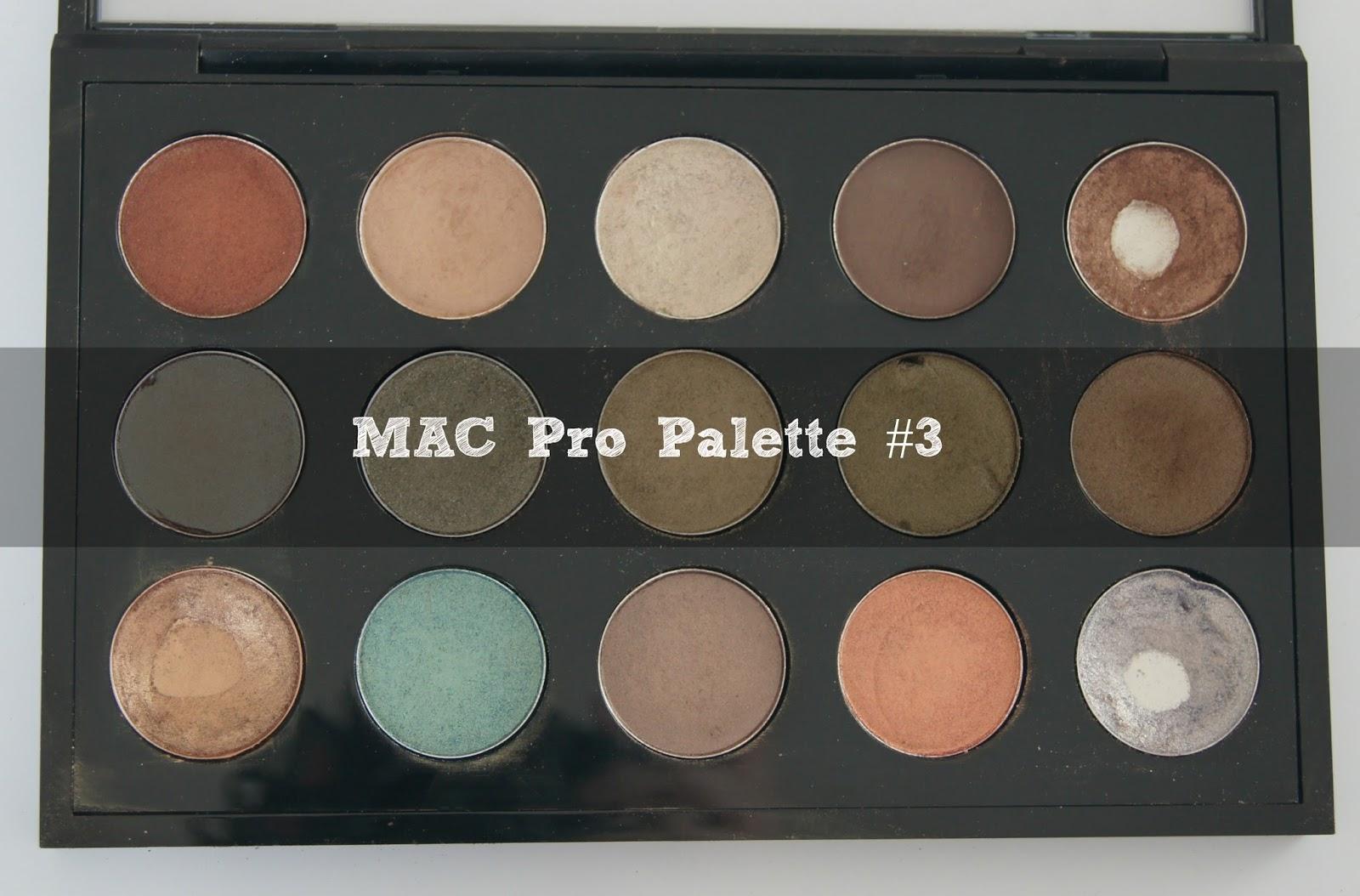 MAC Pro Palette