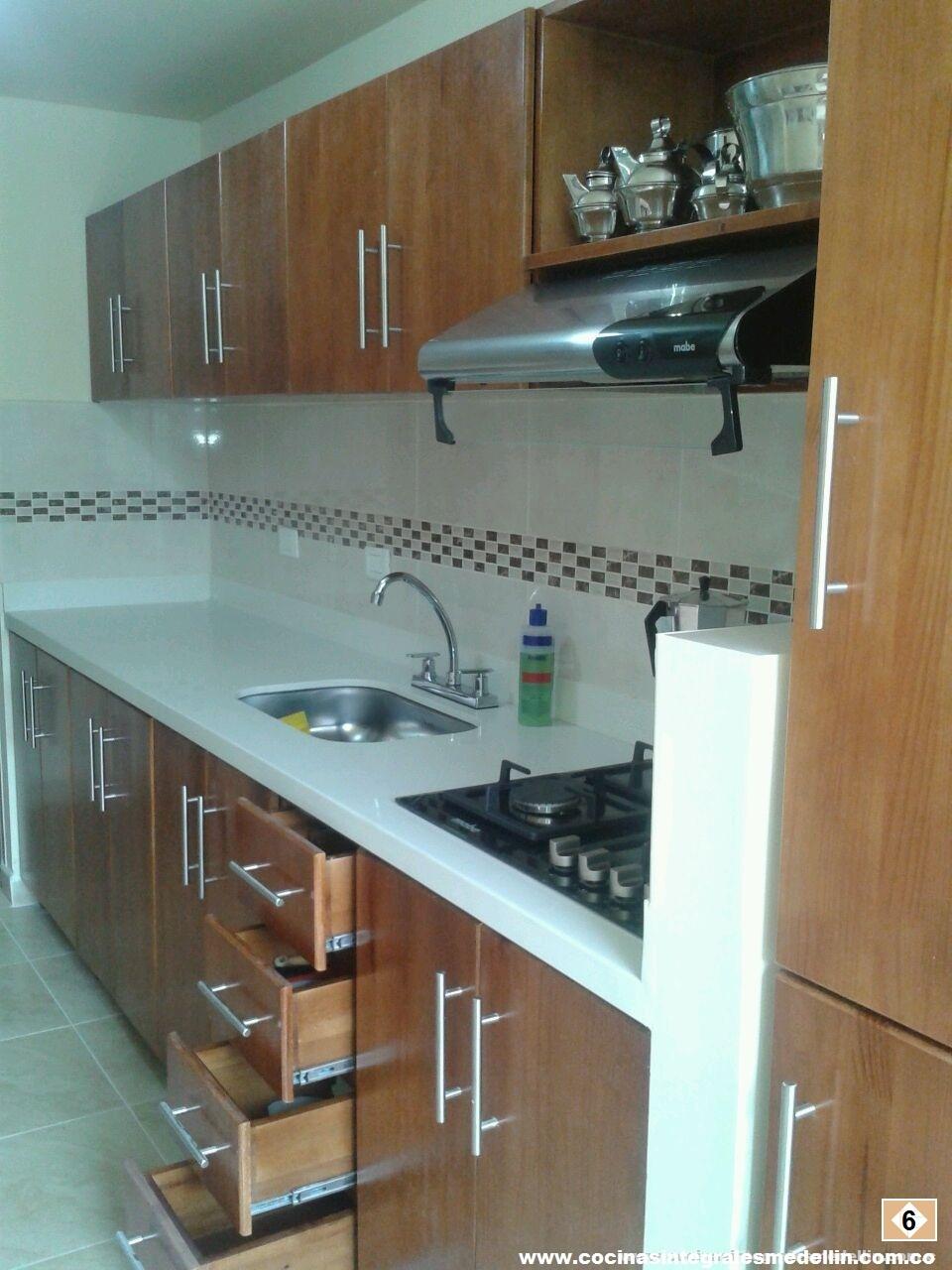 Cocinas integrales medellin colombia cocinas integrales en madera medellin - Precios cocinas integrales ...