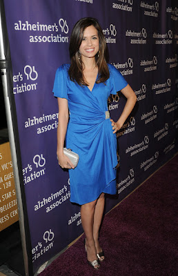 Torrey Devitto Wrap Dress