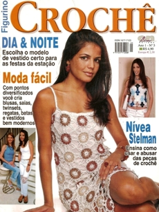 Revista Figurino Croche № 5 2008