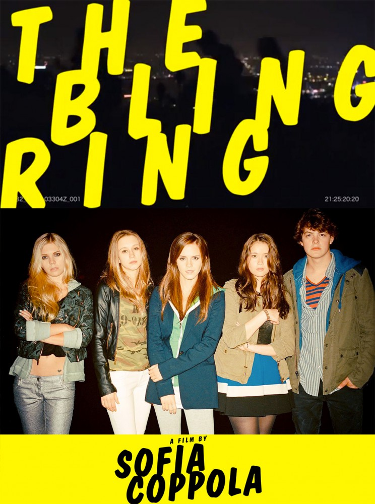 blingr7 The Bling Ring Official Trailer 2013 Emma Watson Movie [HD]