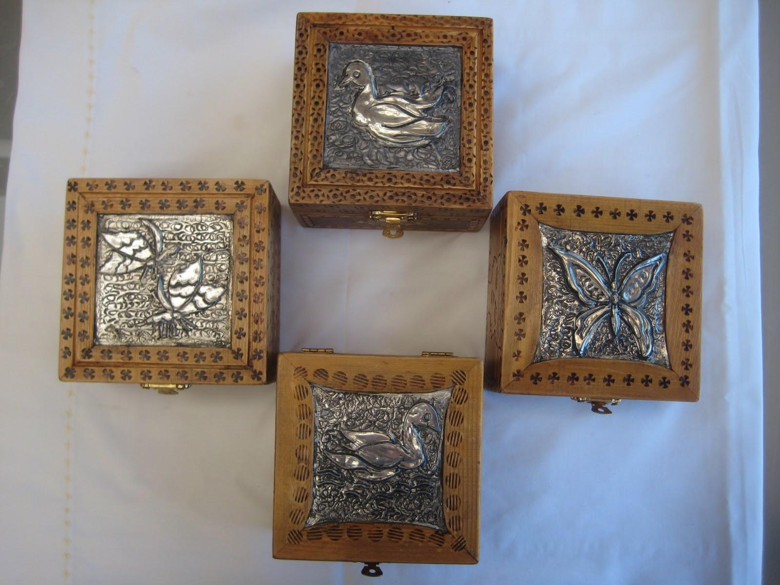 Mis trabajos de manualidades retomando las manualidades - Hacer manualidades con madera ...