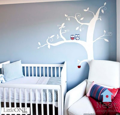 Baby Room Colors on Nice Baby Room Idea Minimalist Full Color   Home Interior Ideas