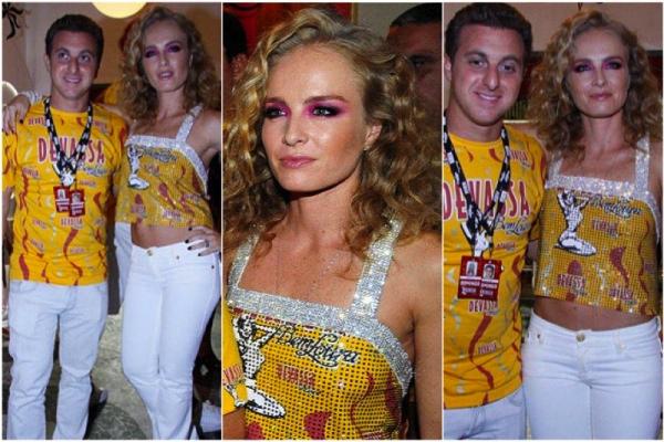 Carnaval 2012 Mala Com Rodinha